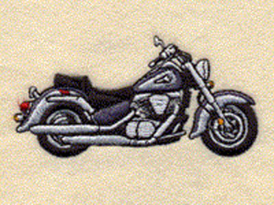Suzuki Intruder LC 1500 - B All