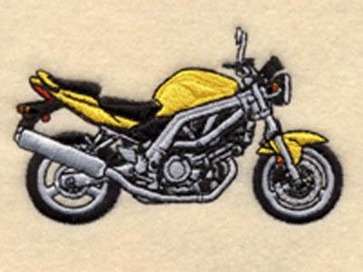 Suzuki SV650 All