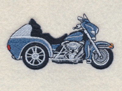Harley-Davidson Trike - Ultra Classic Electra Glide - FLHTCU 2003