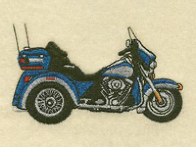 Harley-Davidson Tri Glide Ultra Classic - FLHTCUTG 2010 - 2014