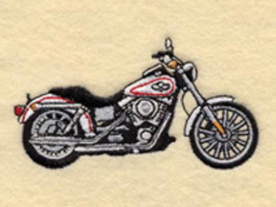 Harley-Davidson Dyna Low Rider - FXDL - Centennial - pinstripe 2003