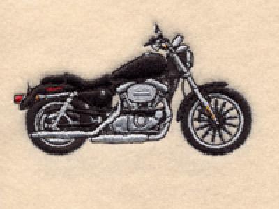 Harley-Davidson Sportster 1200 Low - XL 1200L - Cast Wheels 2007 - 2009